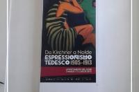 Espressionismo-allestimento-scalone-Ducale
