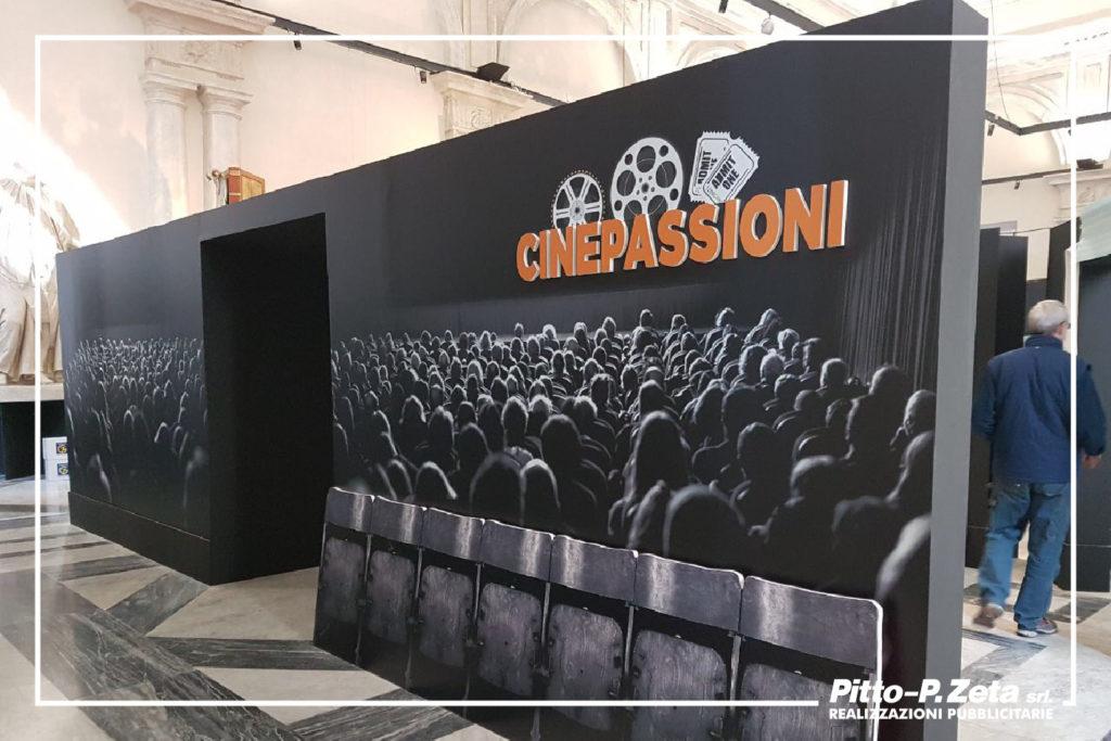 Cinepassioni allestimento mostra [01]
